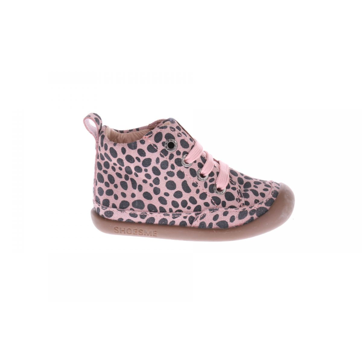 Shoesme BF20S004-A Luipaard Pink