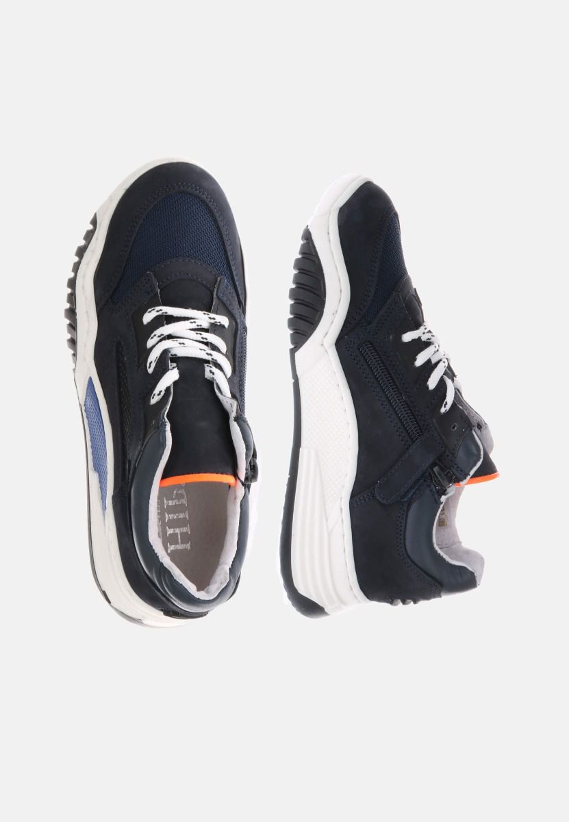 HIP H1200 Sneakers Donkerblauw