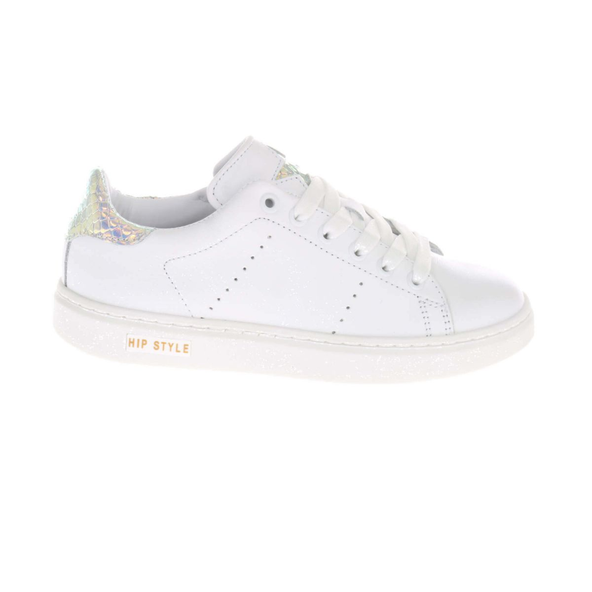HIP H1253 Sneakers Wit Multicolor