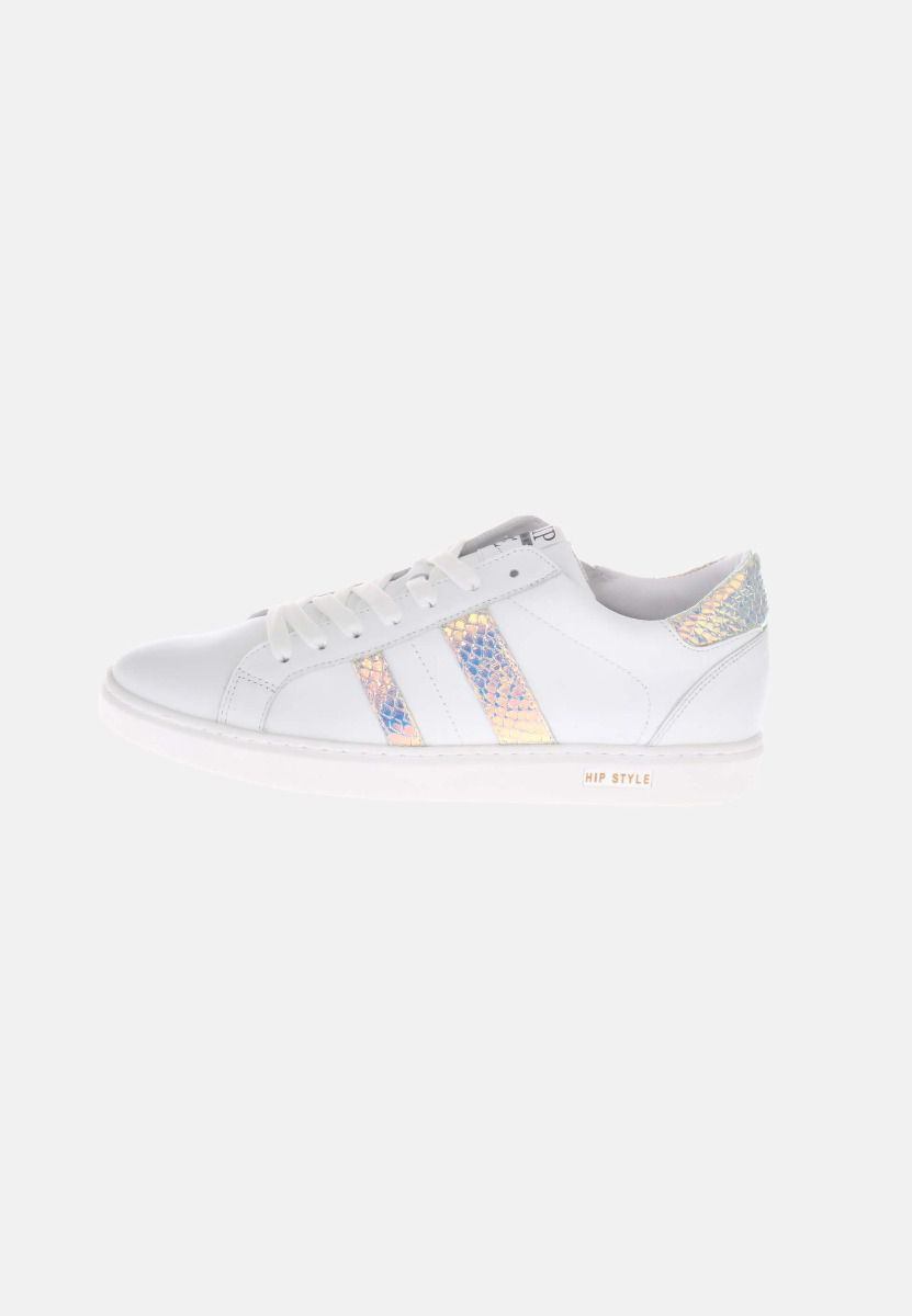 HIP H7750 Sneakers Wit Multicolor