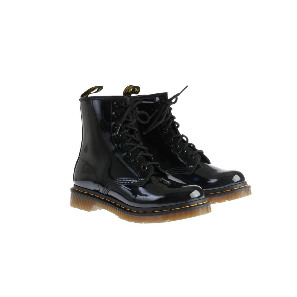 Boots Junior Zwart Lak