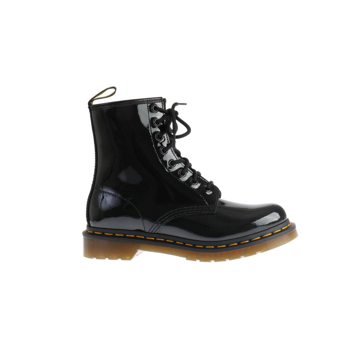 Boot Junior Zwart Lak