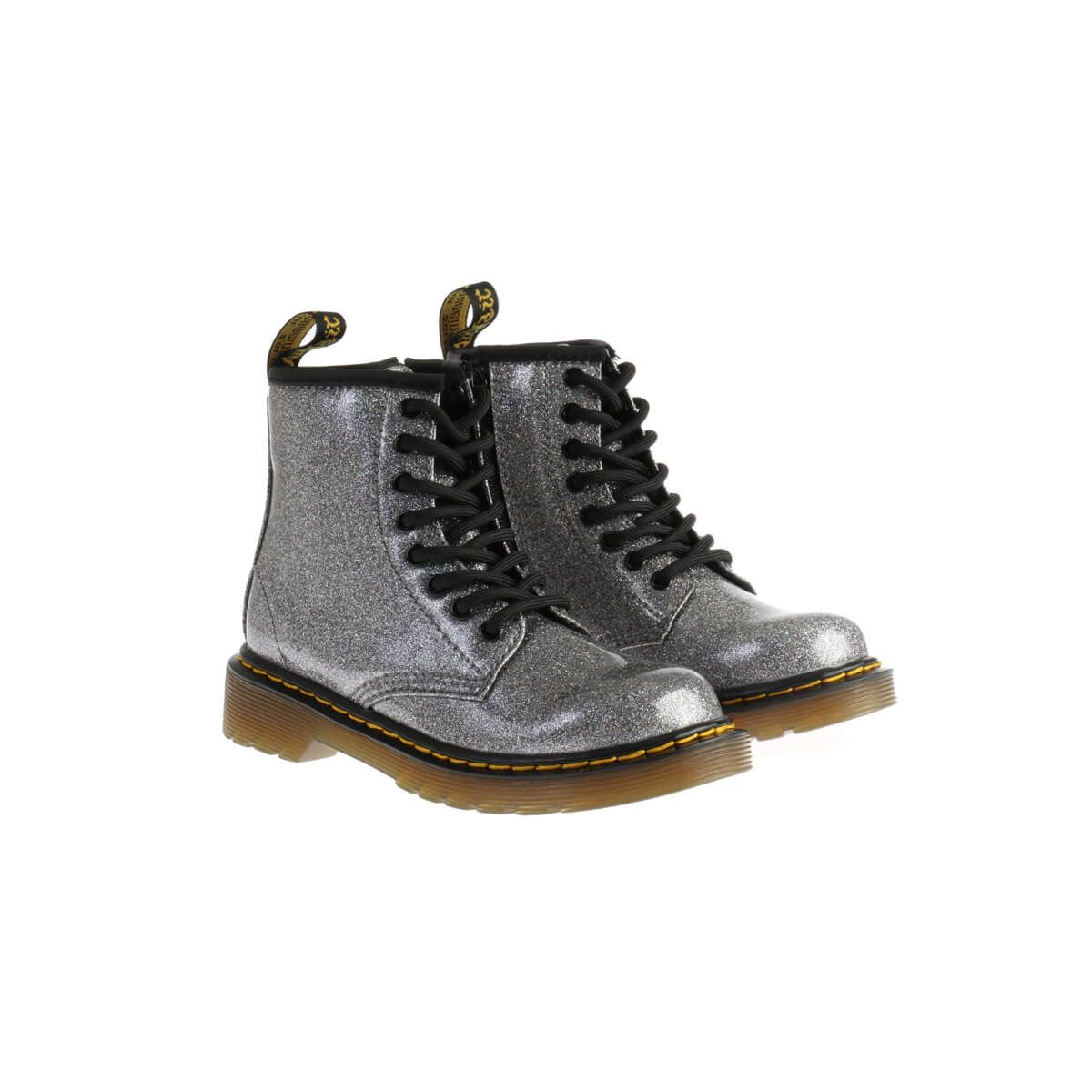Boot Junior Zilver Glitter