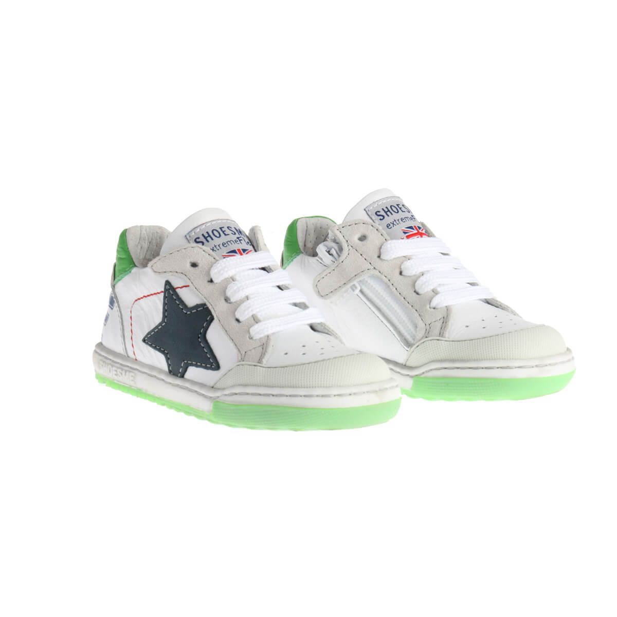 Shoesme Bianco Sneakers Wit