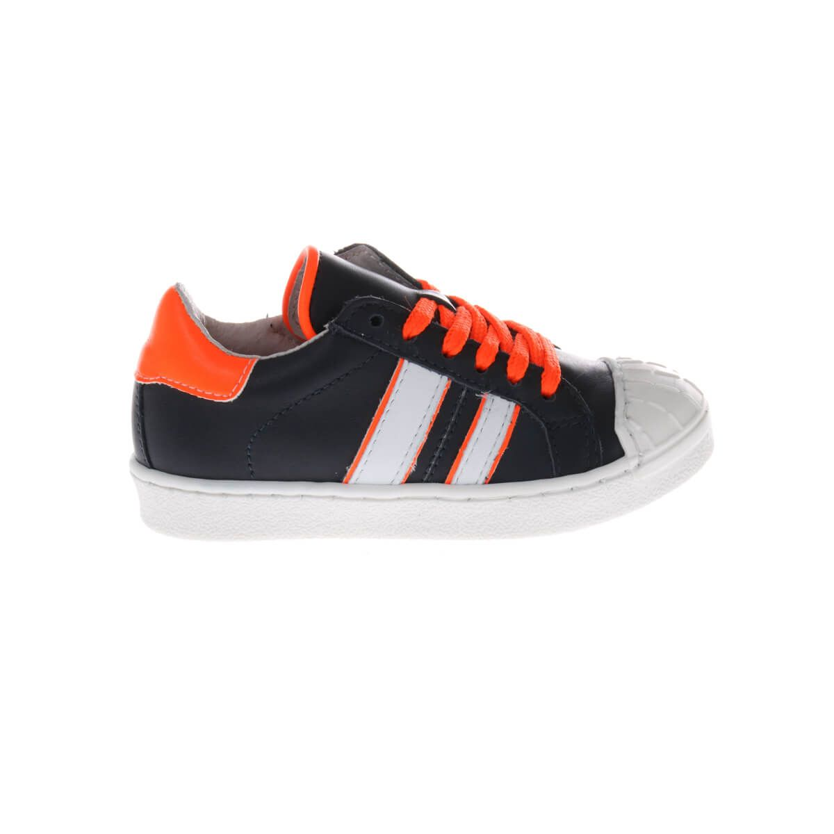 Jimmy Joy Y1189 Sneakers Blauw Oranje